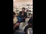 Сегодня в #антикафе #место #mesto собрались архитекторы с #Милана, #Барселоны #Франции и дружно пели под гитару @ Место http://instagram.com/p/iMmJSWhVh2/